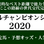 【ゼロ太郎】「マイルチャンピオンシップ2020」出走予定馬・予想オッズ・人気馬見解