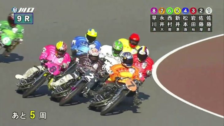 オッズパーク杯SG第52回日本選手権オートレース2日目・特別予選、見応えタップリのSG予選道中・・・でもヤッシーは蚊帳の外! 松本やすし(伊勢崎32期)が8着で準々決勝戦進出!