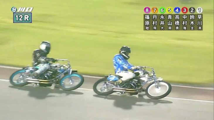 オッズパーク杯SG第52回日本選手権オートレース3日目・スーパーライダー戦、絶対王者と圭一郎が3着同着! 青山周平(伊勢崎31期)が圧巻の3連勝ゴールで準決勝戦進出!