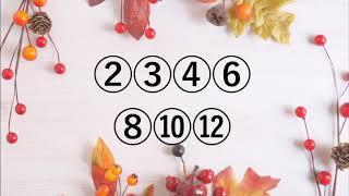 ロト7 12月18日抽選 399回予想 攻略法第4弾「その先」編 実験中