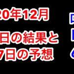 【第1540回】2020年12月3日のロト6!