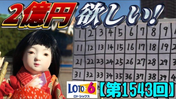 【第1543回】街頭インタビューで2億円欲しい!【ロト6】#13
