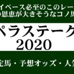 【ゼロ太郎】「カペラステークス2020」出走予定馬・予想オッズ・人気馬見解
