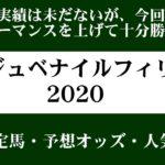 【ゼロ太郎】「阪神ジュベナイルフィリーズ2020」出走予定馬・予想オッズ・人気馬見解