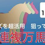 オッズを超活用 狙ってGET三連複万馬券【実践編2020.12.12】