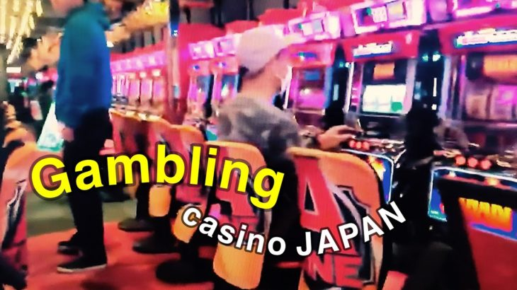 Seattle Idol ❤️ Gambling japanes casino PACHINKO etc.JAPAN ギャンブル パチンコ ゲーム