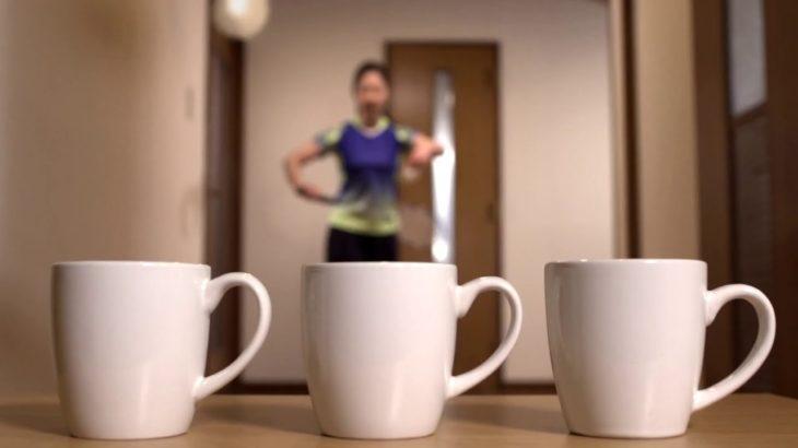 【オッズパーク】バドミントン マグカップ・チャレンジ!