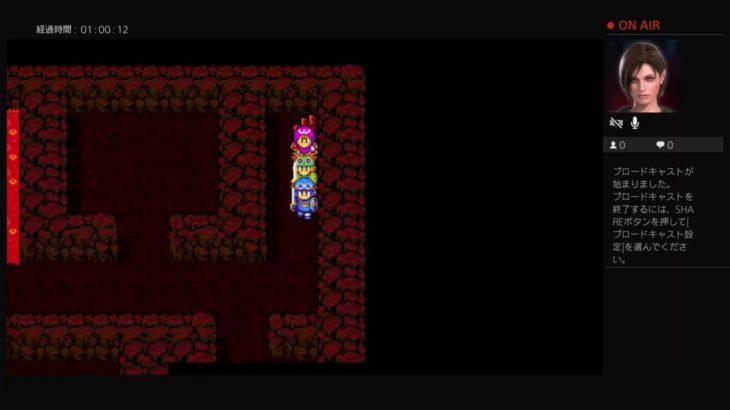 ドラゴンクエスト勇者ロトシリーズ テパの村〜海底の洞窟