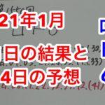 【第1550回】2021年1月11日のロト6!