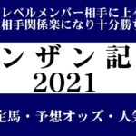 【ゼロ太郎】「シンザン記念2021」出走予定馬・予想オッズ・人気馬見解