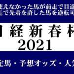 【ゼロ太郎】「日経新春杯2021」出走予定馬・予想オッズ・人気馬見解