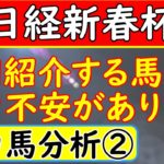 日経新春杯2021年競馬予想!単勝予想オッズ上位馬分析パート②