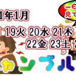 【ギャンブル運】2021/1/18月曜日~1/24日曜までのギャンブル運!#タロット, #オラクルカード,#タロットリーディング,#ギャンブル運