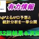 【ロト6】最新情報(第1552回結果&次回予想)