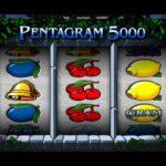 アメリカロトを買えるカジノのスロット!Pentagram5000