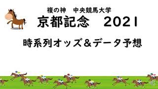 京都記念2021【時系列オッズ&データ予想】