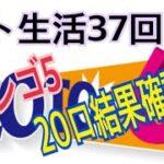 【ロト生活】37回目!ビンゴ520口結果確認!