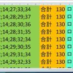 ロト 7 合計 130 ビデオ番号 642