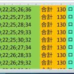 ロト 7 合計 130 ビデオ番号 651