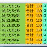 ロト 7 合計 130 ビデオ番号 656