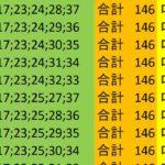 ロト7 合計 146 ビデオ 27