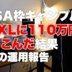【ギャンブル投資】NISA枠115万円をSPXLにぶっ込んだ結果