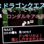 SFC ドラゴンクエスト2 #34 ロンダルキア 洞窟 ロトの鎧 DQ2 ドラクエ2 実況 レトロゲーム 攻略 RPG ほぼ編集なし