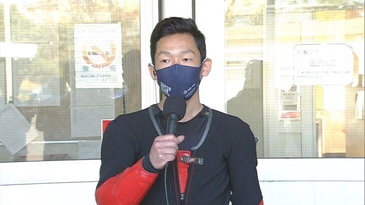 オッズパーク杯SG第34回全日本選抜オートレース4日目・準決勝戦(枠番抽選)、これで各場のナンバーワンが勢揃いだ! 川口ナンバーワン・中村雅人(川口28期)が2着入線で優出!