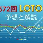 2021年3月29日、1572回ロト6の当選数字を予想