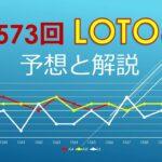 2021年4月1日、1573回ロト6の当選数字を予想