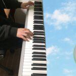 40代が頑張るピアノ【ロトのテーマ】