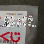ロト6。200円チャレンジ