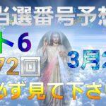 日本 LOTTO6(1572回)当選番号の予想 ロト6  3月29日(月曜日)対応ロト6攻略法。悩まずにただ2回を提案します! 200円の幸せ^^