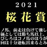 【ゼロ太郎】「桜花賞2021」出走予定馬・予想オッズ・人気馬見解
