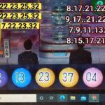 4月16日ロト7結果発表