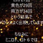 ロト7 04月30日抽選 417回予想 攻略法5弾 「起死編」&~