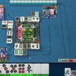 (2258)  ギャンブル卓で荒稼ぎしてやるぜ!【 ネット麻雀MJ】