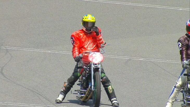 オッズパーク杯SG第40回オールスター・オートレース3日目・準々決勝戦、やったぜヤッシー競走得点14位で勝ち上がり! 松本やすし(伊勢崎32期)が4着で準決勝戦進出!