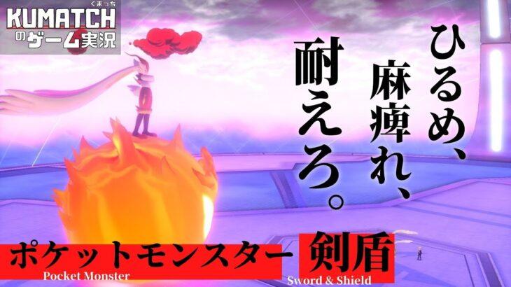 【ポケットモンスターソードシールド】ギャンブル要素強めの運ゲパーティ「起これ、砂嵐。飛べ、土竜」【ドリュウズ】
