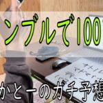 【ギャンブル】ギャンブルで100万円!!
