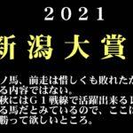 【ゼロ太郎】「新潟大賞典2021」出走予定馬・予想オッズ・人気馬見解