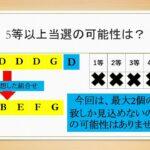 ロト6 #1590回5列予想 キャリーオーバー中!!