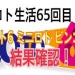 【ロト生活】65回目!