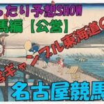 ゆったり予想SHOW番外編 東海道公営ギャンブルの旅 公営名古屋競馬