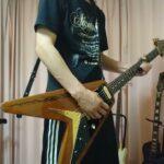 ドラクエ ロトのテーマをギターで弾いてみた