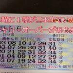 ロト6購入(2021/06/27公開分)1598回【#ロト6】【#ロト6】