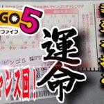 【ビンゴ5】6月の影響⁉︎可能性大!数字を掴め⁉︎ 運命の神回!