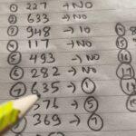 ロト6,ナンバス3,ナンバス4 2021-6-7 予想とロト7 2021-6-4 先週 6 数字当たった