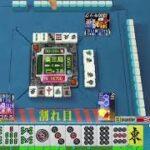(2287)  ギャンブル卓で荒稼ぎしてやるぜ!【 ネット麻雀MJ】