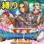 【🔴ドラクエⅪS】ロトシリーズ最終話!鬼畜縛りありのドラクエ11!#3